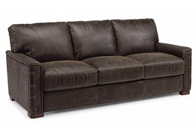 Image for Lomax Leather Sofa