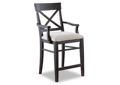 Homestead Arm Counter Chair