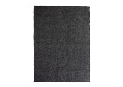 Image for Heathered Charcoal Willow Alvia Outdoor Rug
