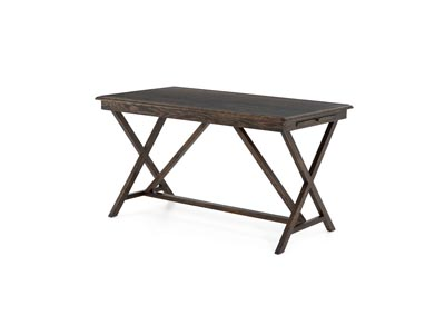 Image for English Brown Oak Hughes Palma Desk-English Brown Oak