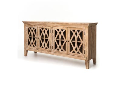 Image for Dogwood Saviano Azalea Sideboard 4 Door