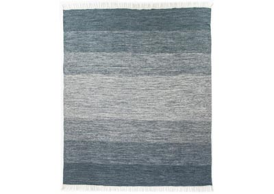 Image for Ombre Navy Nomad Loma Navy Outdoor Rug