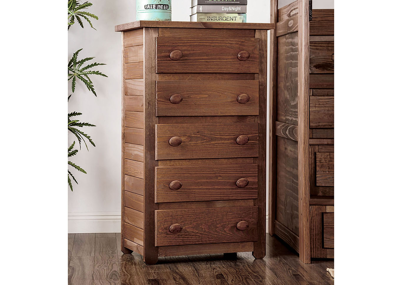 Lea Chest,Furniture of America