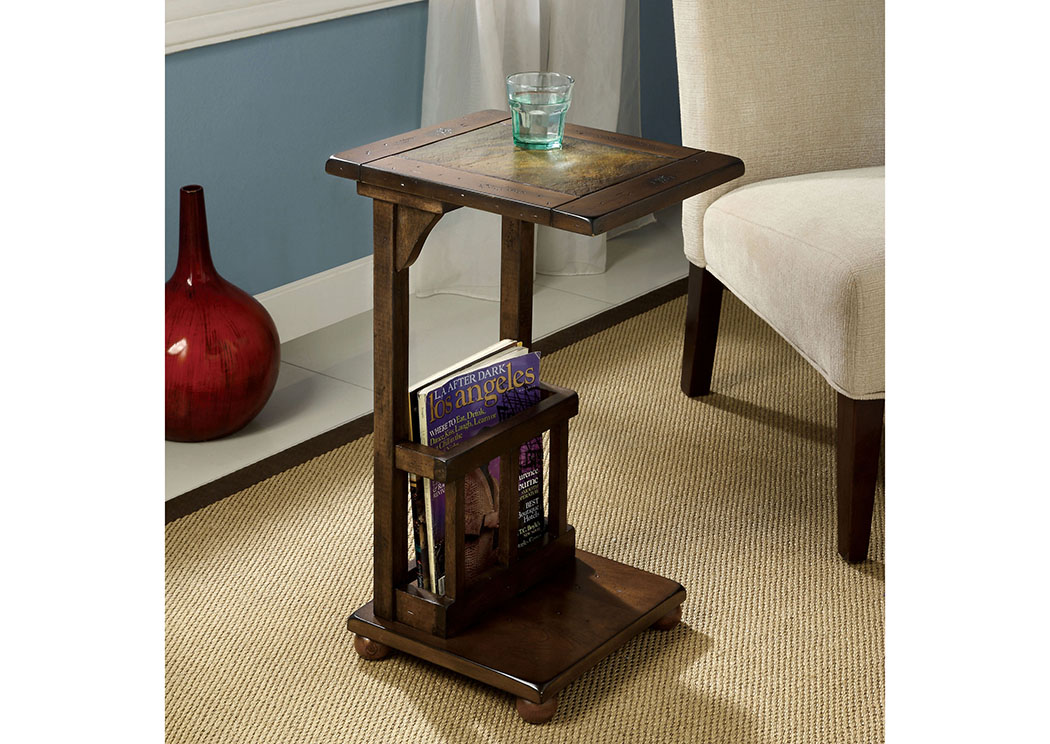 New Home Furniture Brooklyn Ny Wilcox Antique Walnut Side Table W