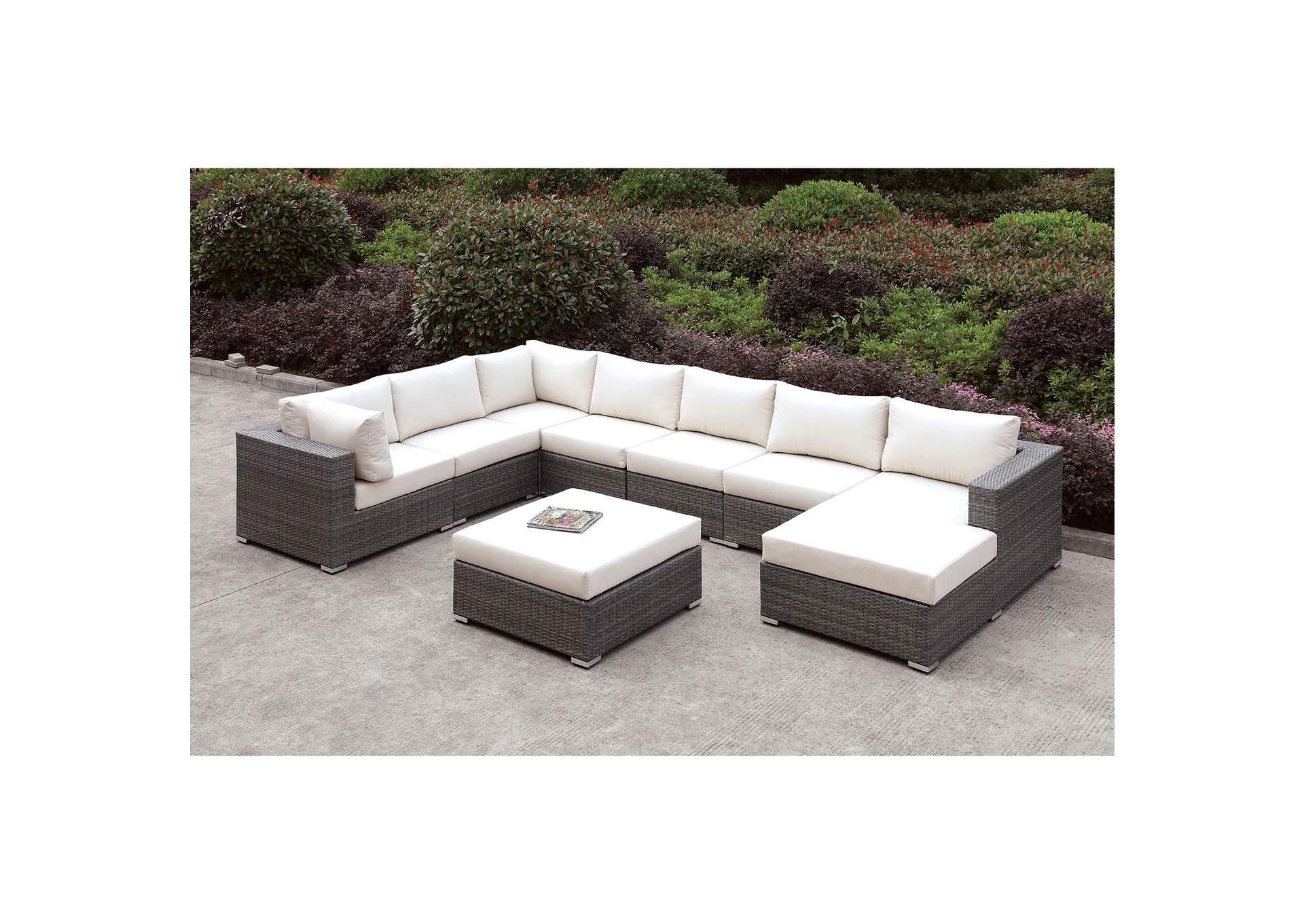 Wondrous Sweet Home Furniture By Niposul Somani Light Gray Ivory Uwap Interior Chair Design Uwaporg