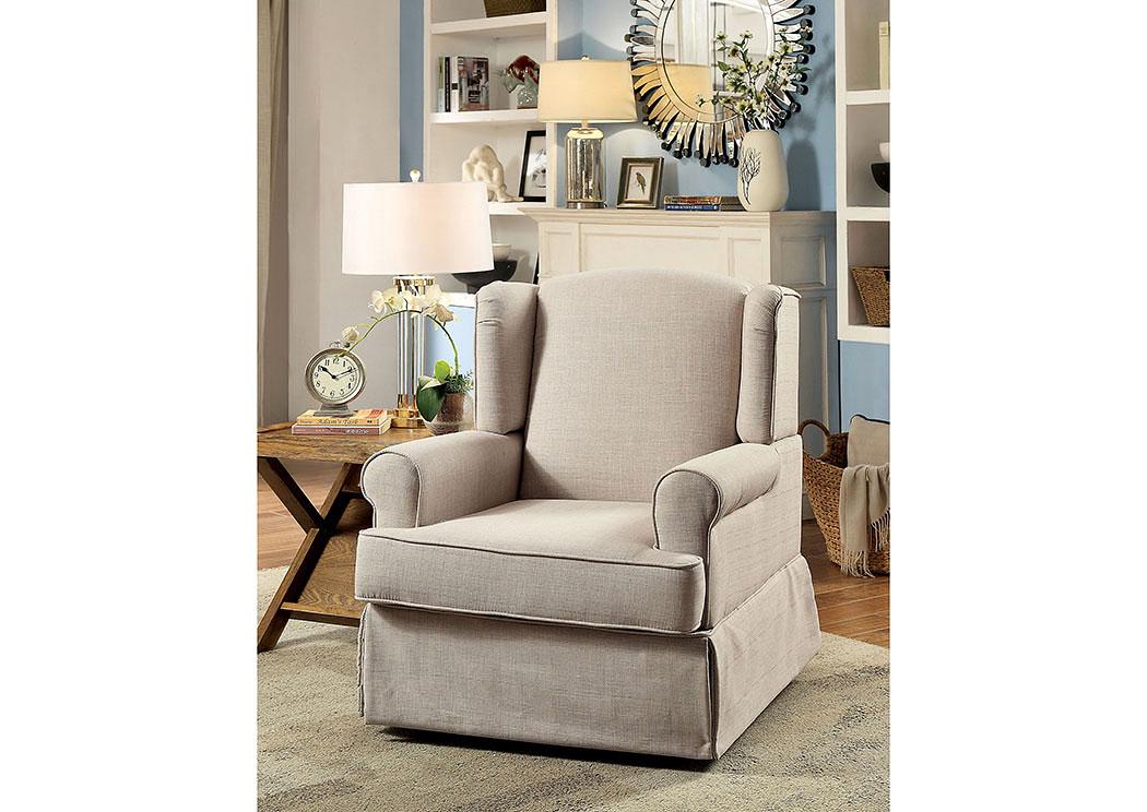 buy popular 469f8 65a6b 523919 Marlena Beige Glider Rocker Chair