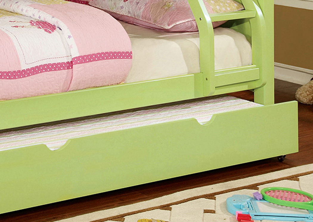 Omnus Green Trundle,Furniture of America