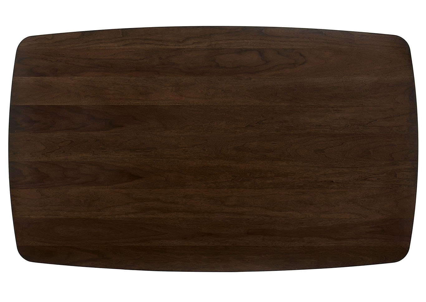Shayna Gray Walnut Rectangular Dining Table,Furniture of America