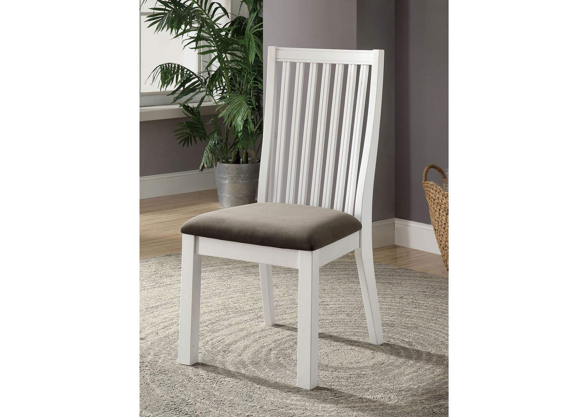 Kathleen Side Chair (2/Ctn),Furniture of America