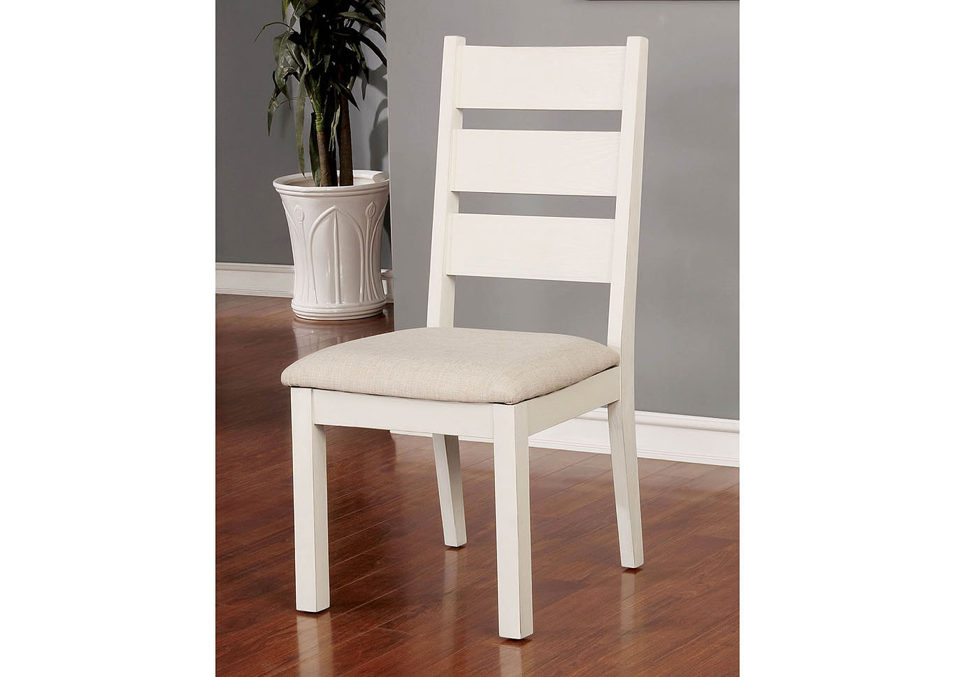 Glenfield Side Chair (2/Ctn),Furniture of America