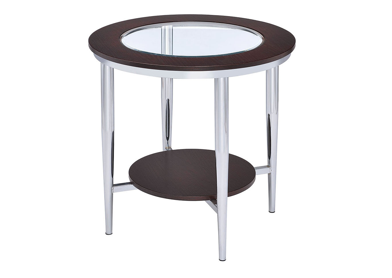Azaria End Table,Furniture of America