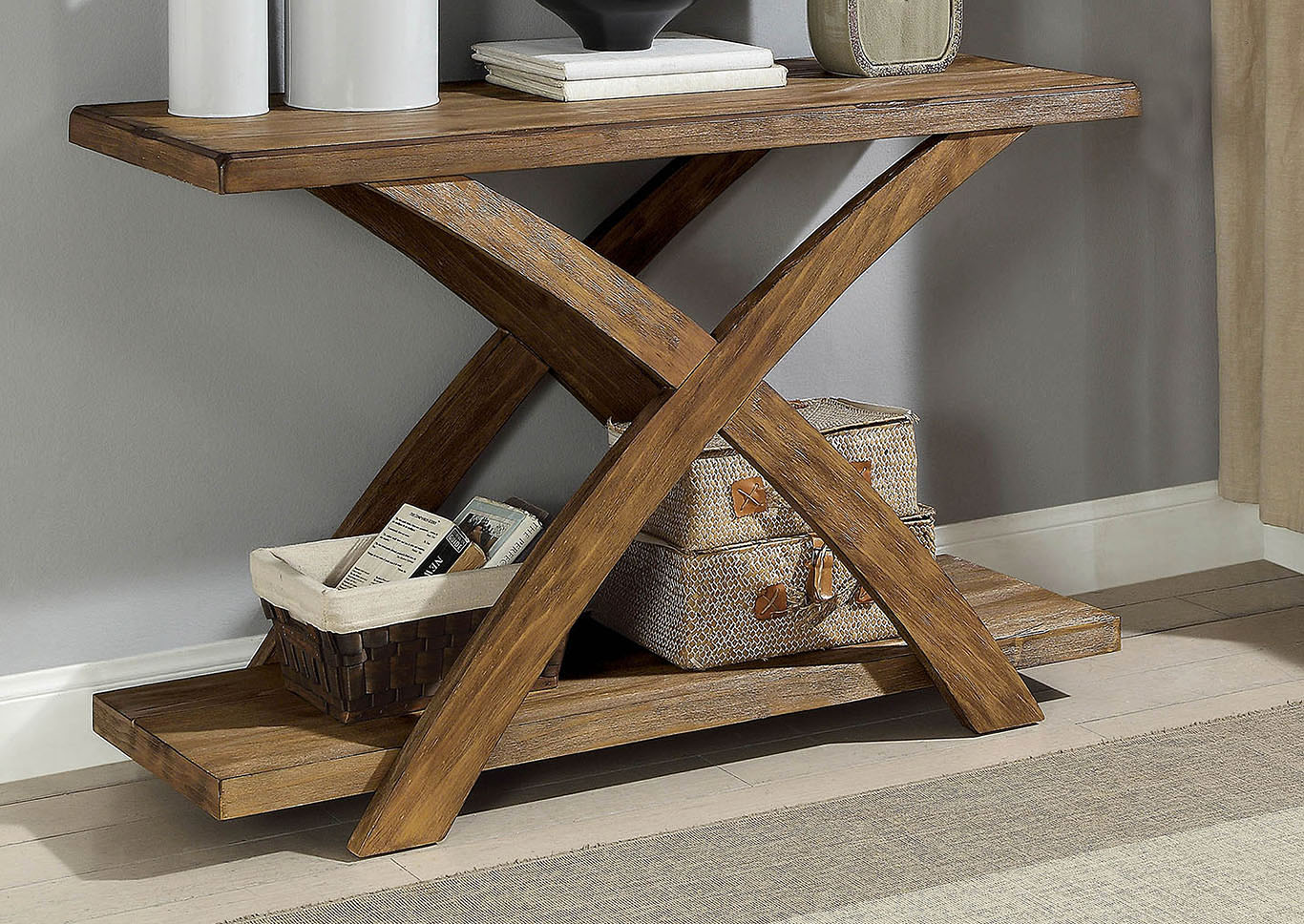 Bray Sofa Table,Furniture of America