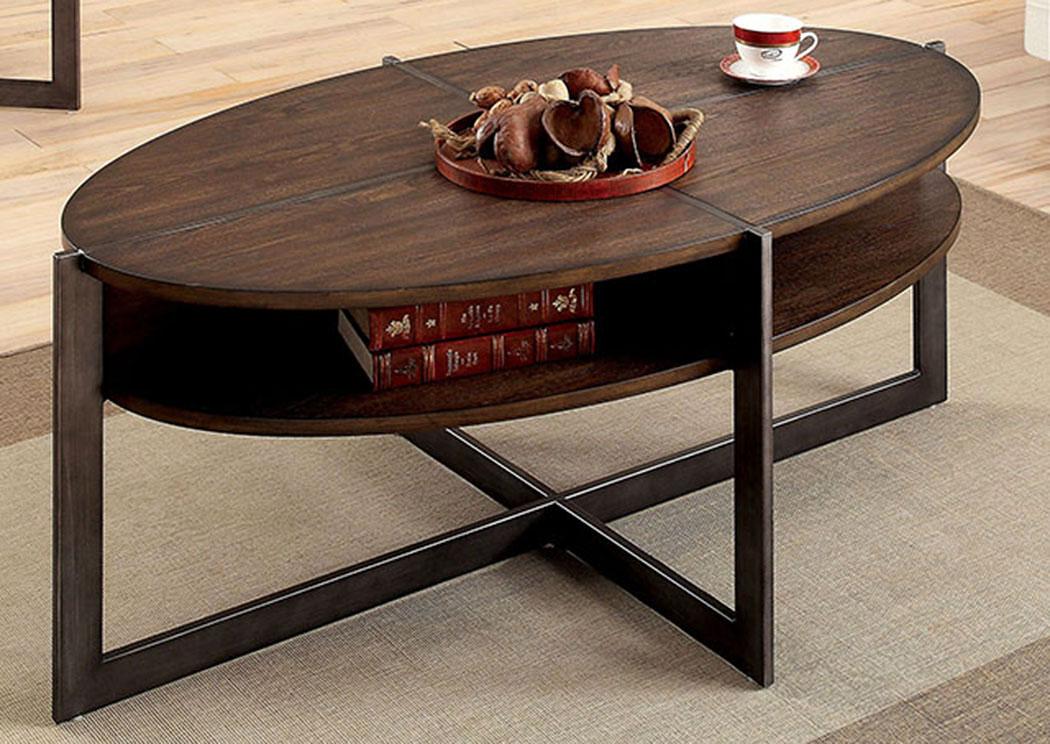 Mel S Furniture Atlantic City New Jersey Matilda Dark Oak Oval