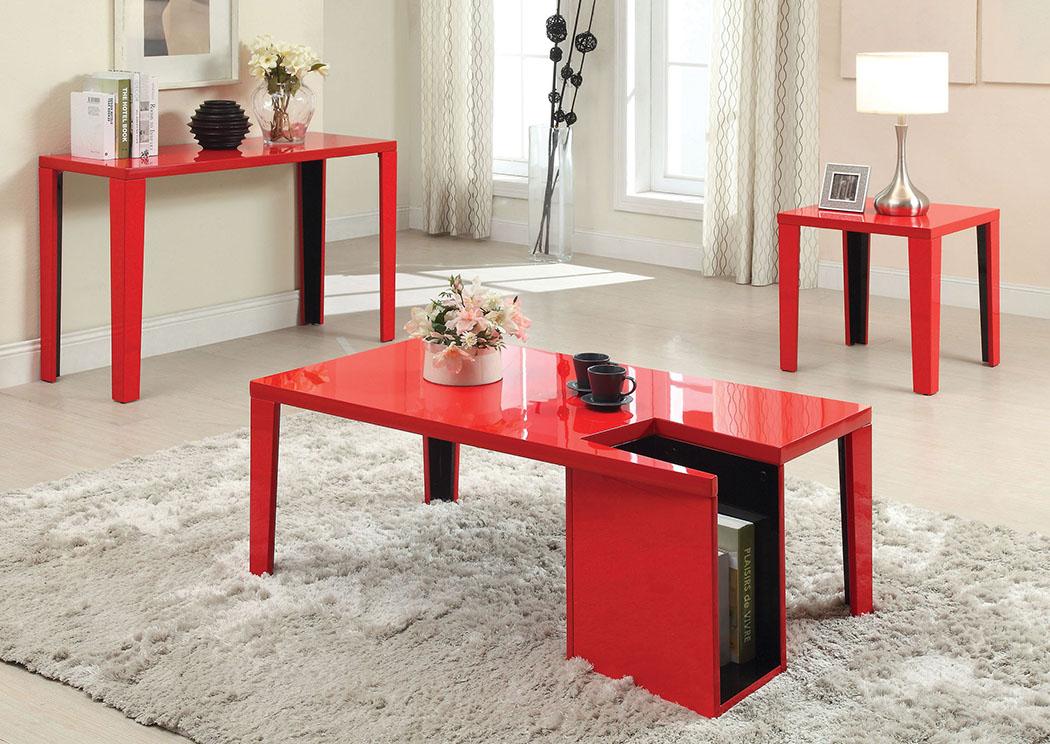 Incredible Foothills Family Furniture Rheinhardt Red End Table Short Links Chair Design For Home Short Linksinfo
