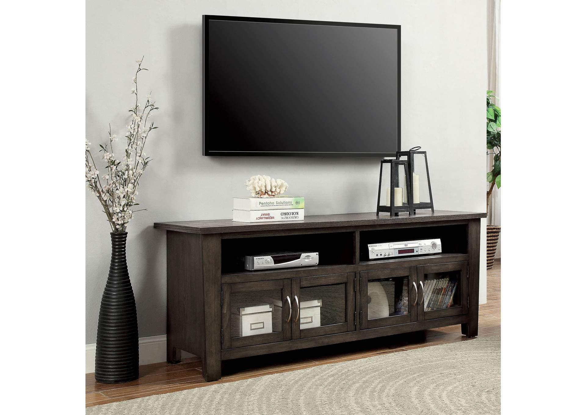 "Alma 60"" Tv Stand,Furniture of America"