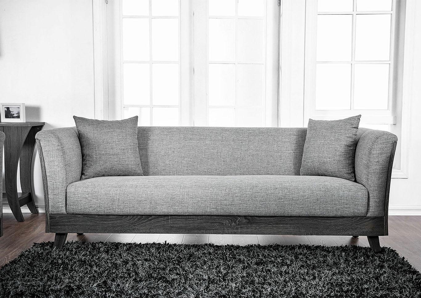 Pleasing Gabys Furniture Cailin Gray Sofa Bralicious Painted Fabric Chair Ideas Braliciousco