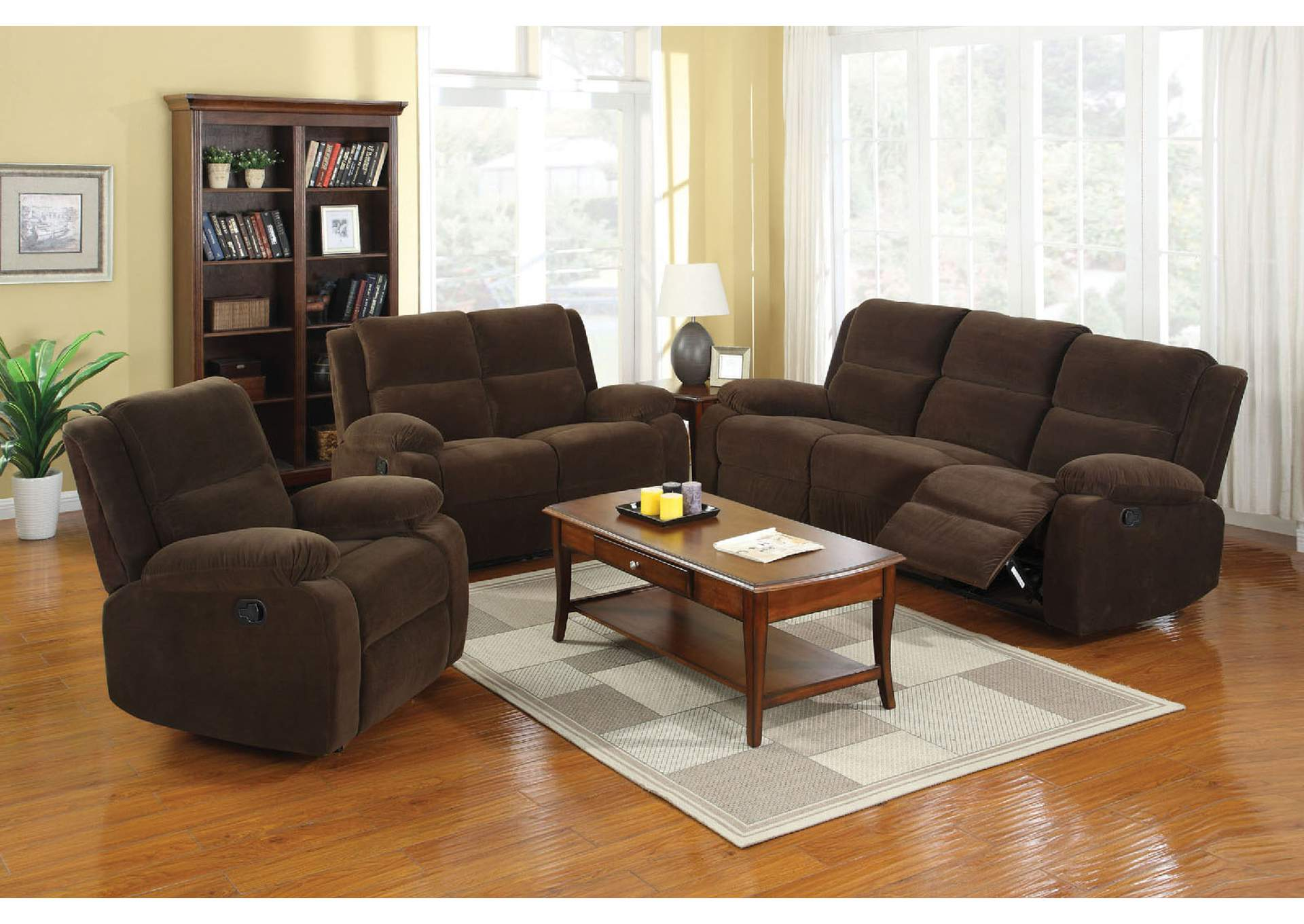 Home Gallery Furniture Store - Philadelphia, PA Haven Dark Brown ...