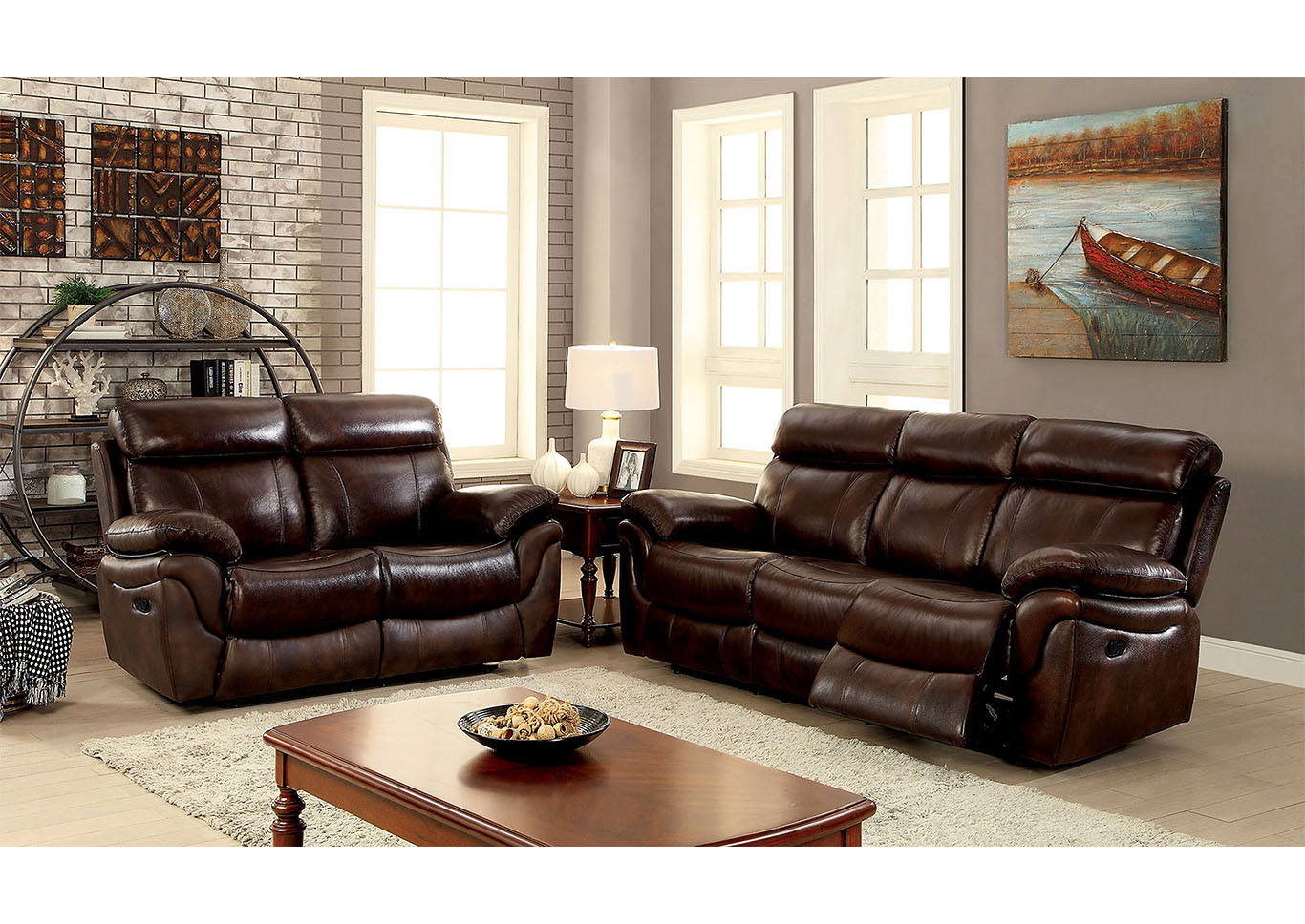 Kinsley Sofa,Furniture of America