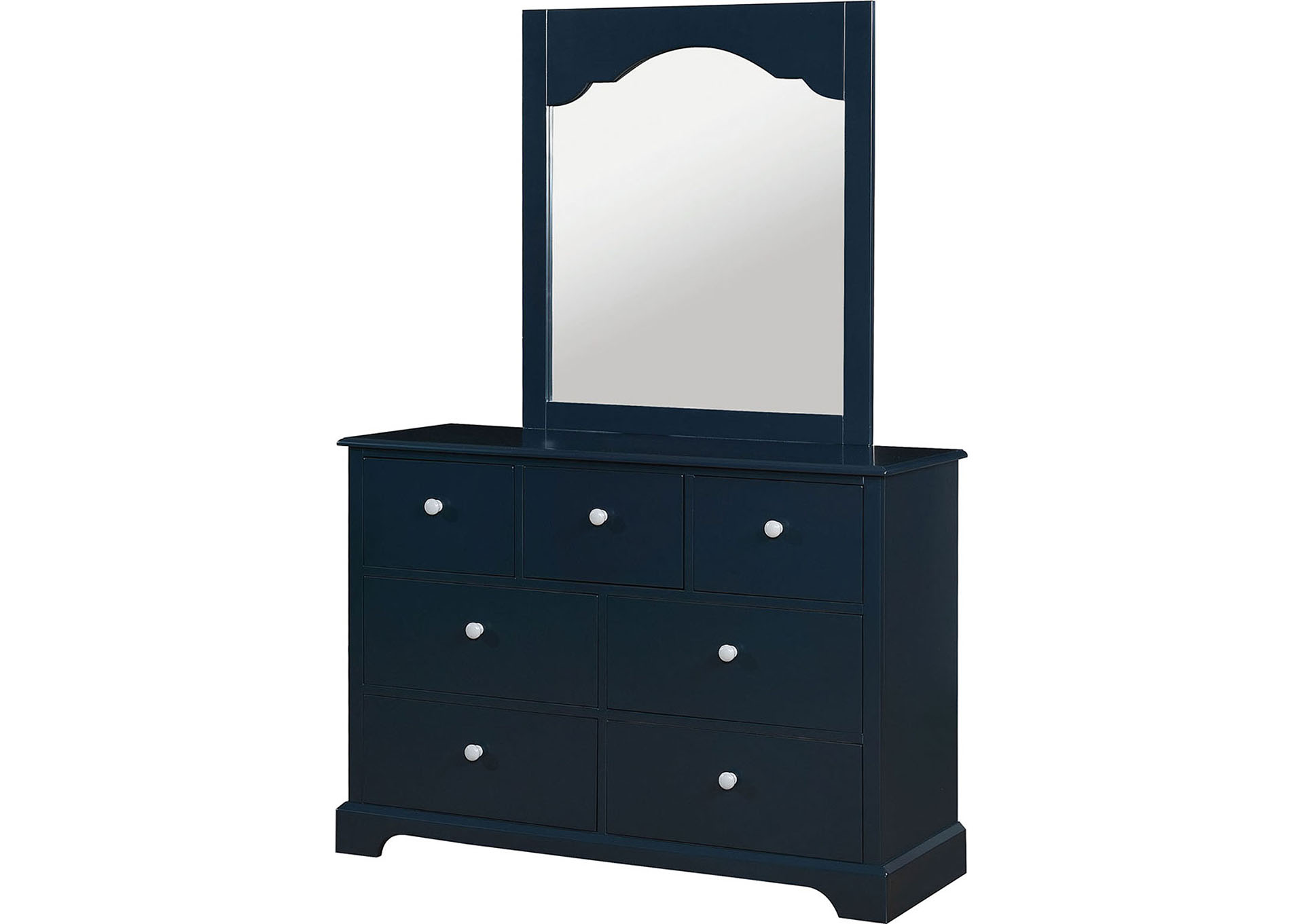 Diane Blue Dresser,Furniture of America