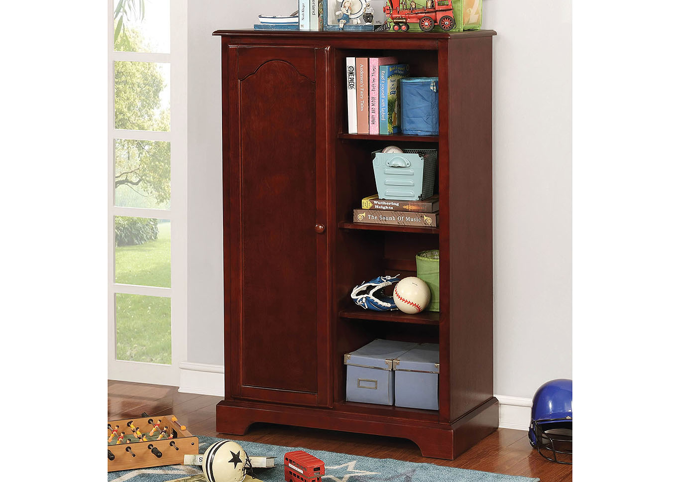 Diane Closet Storage,Furniture of America