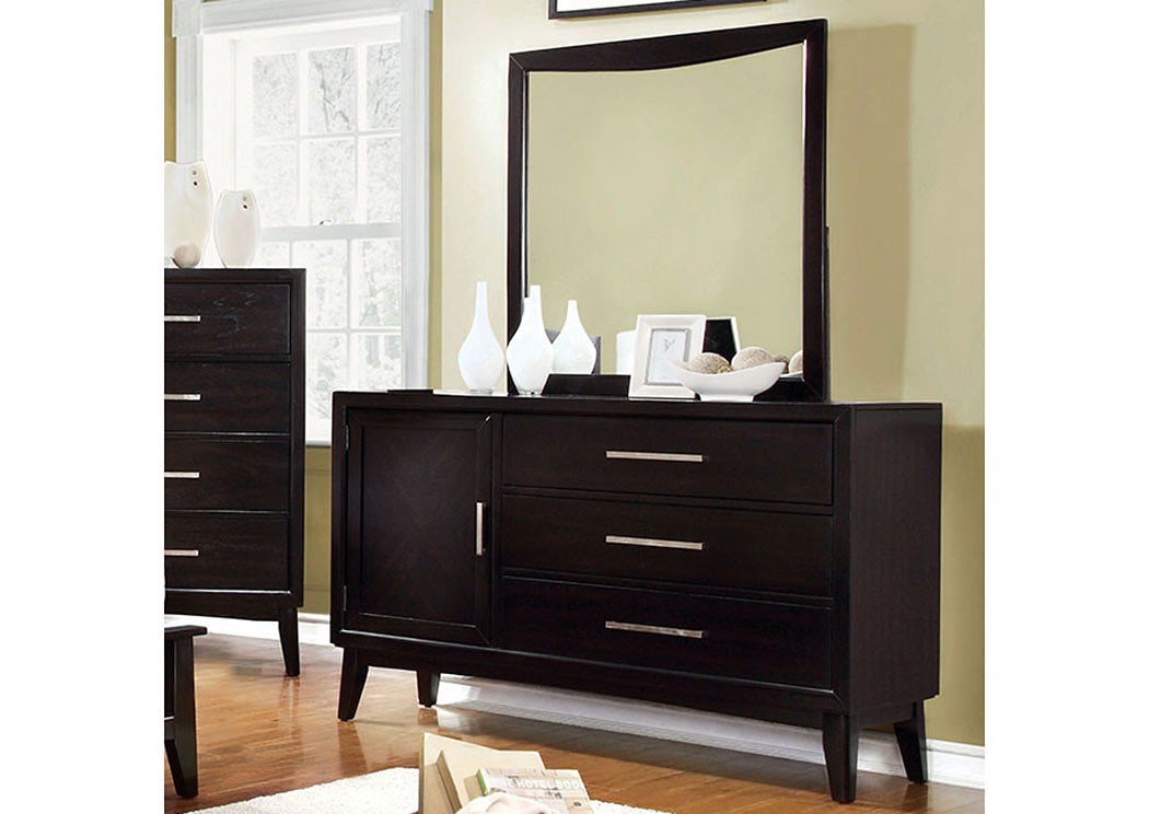 Snyder Espresso Dresser,Furniture Of America