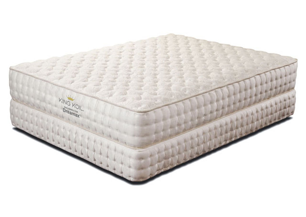 Broadway Furniture Sienna King Koil 12 Tight Top Eastern King Mattress
