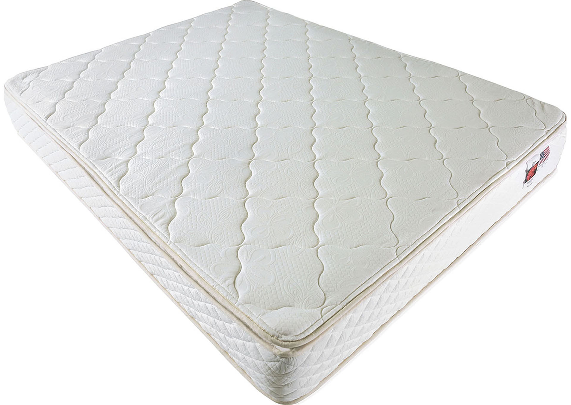 Clivia Eastern King Mattress,Furniture of America