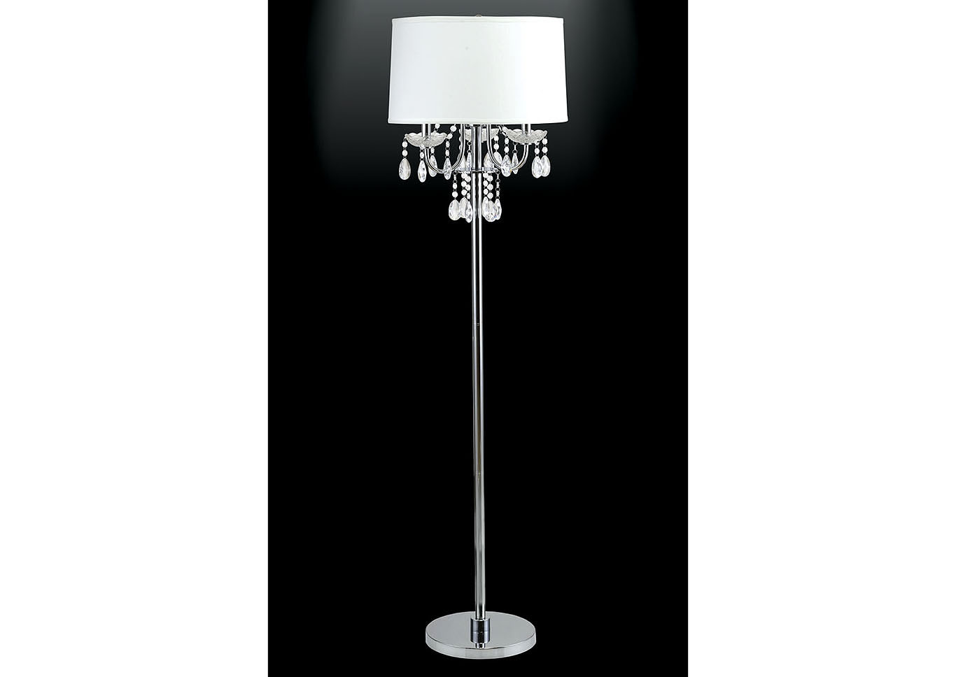 Jada Floor Lamp,Furniture of America