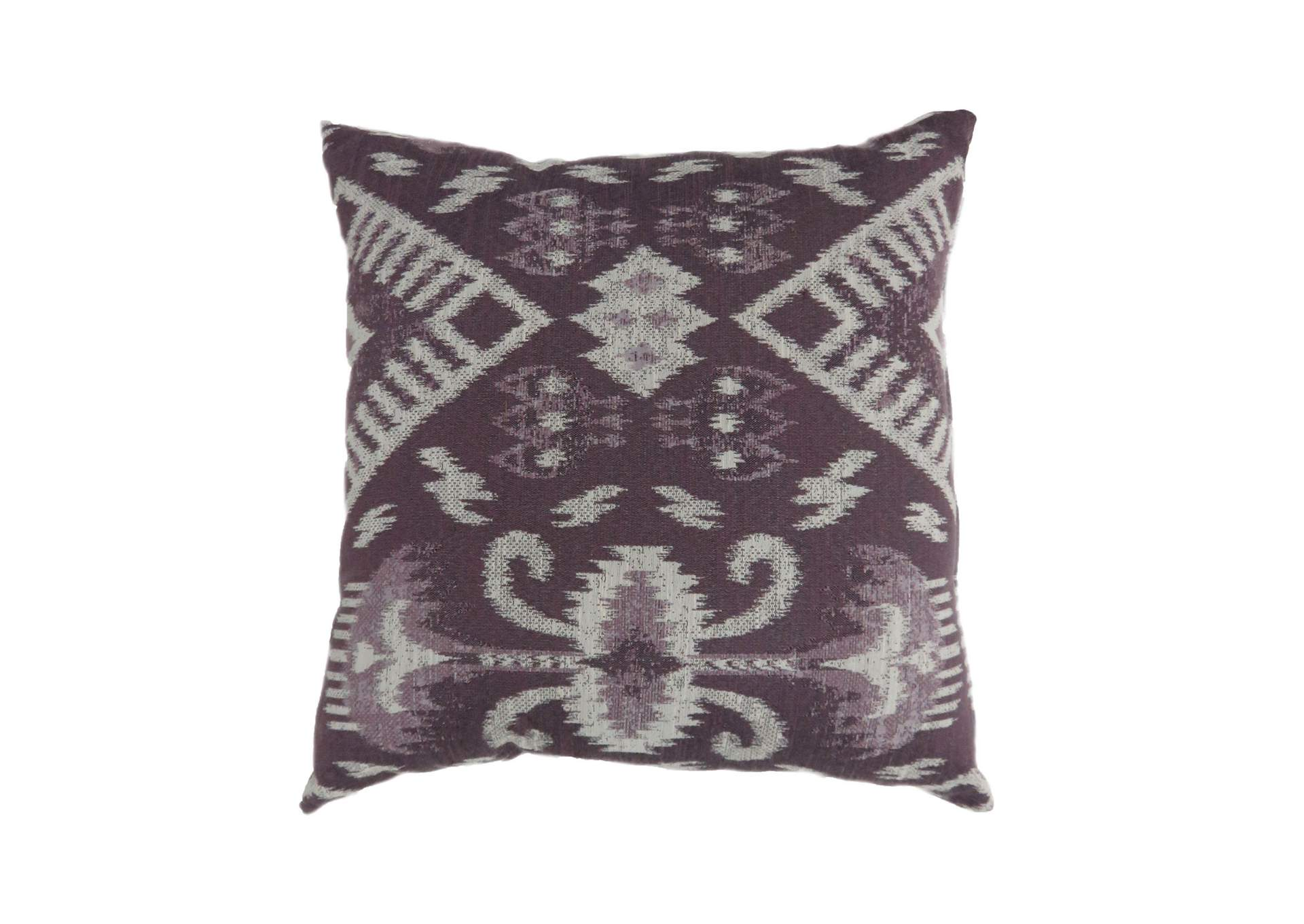Zena Purple Small Throw Pillow (Set of 2),Furniture of America