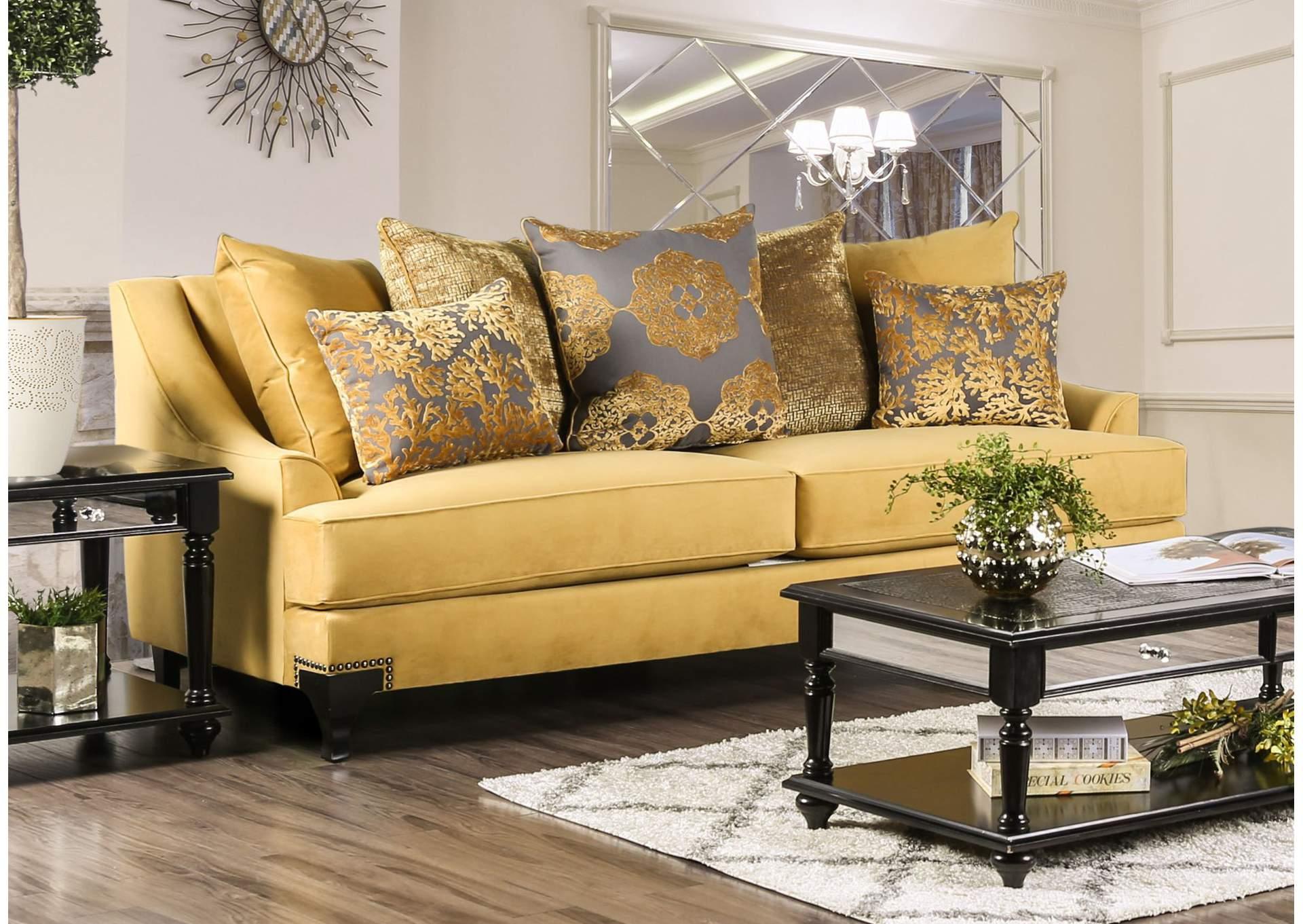 best buy furniture and mattress viscontti gold sofa rh bestbuy furniture com