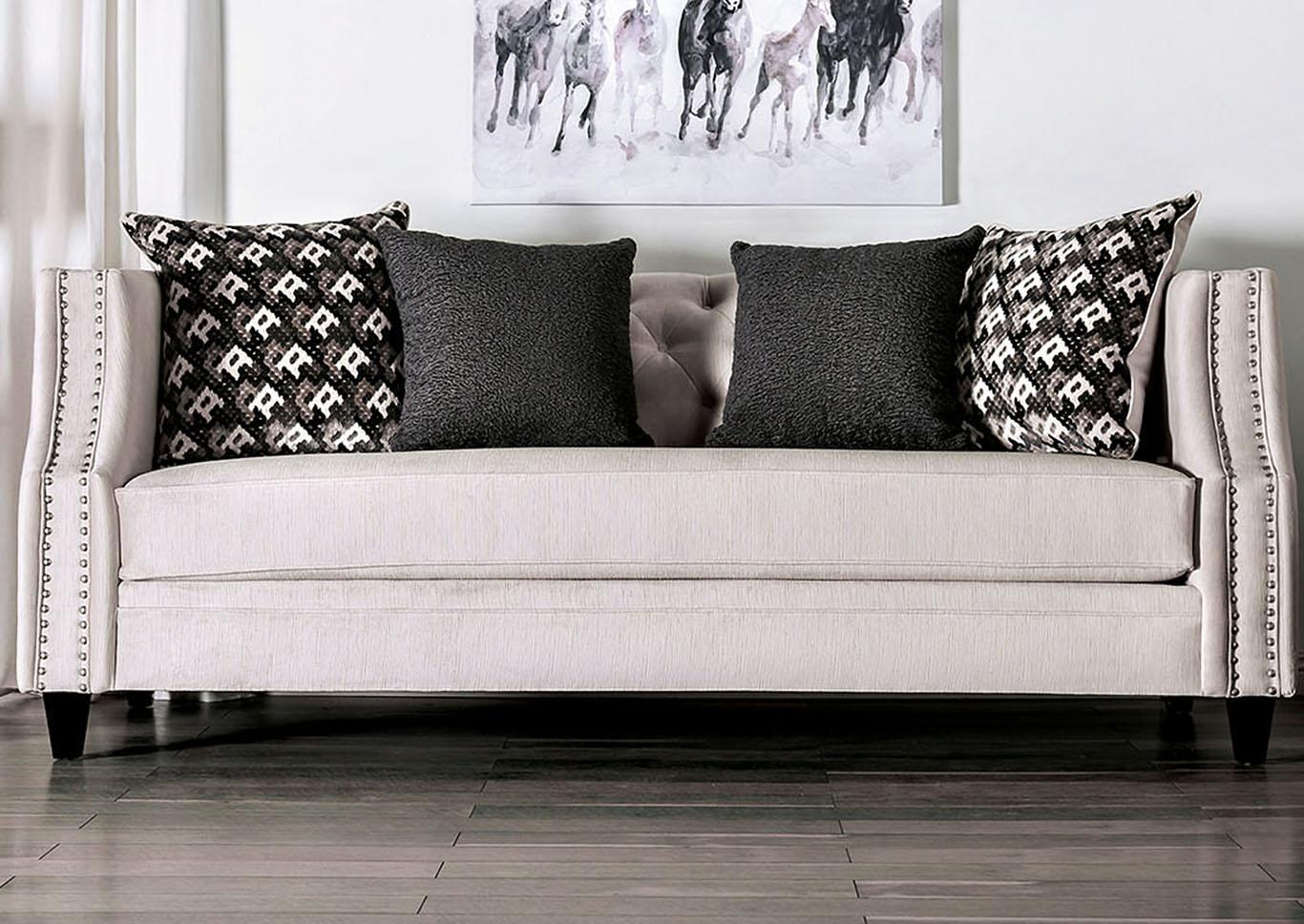 Enjoyable Ideal Furniture San Antonio West Aniyah Beige Sofa Loveseat Bralicious Painted Fabric Chair Ideas Braliciousco