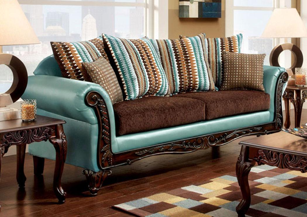 Furniture Liquidators Baton Rouge La Mulligan Teal Dark