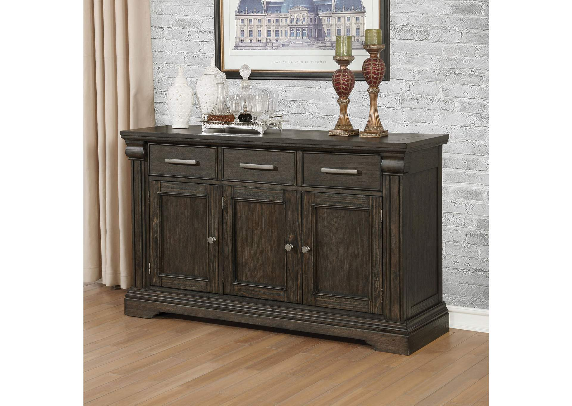 Faulk Server,Furniture of America