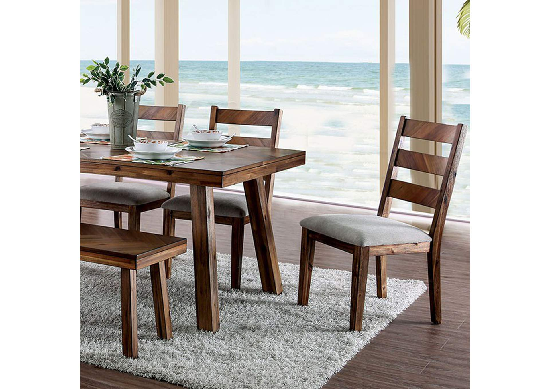 Signe Dining Table,Furniture of America