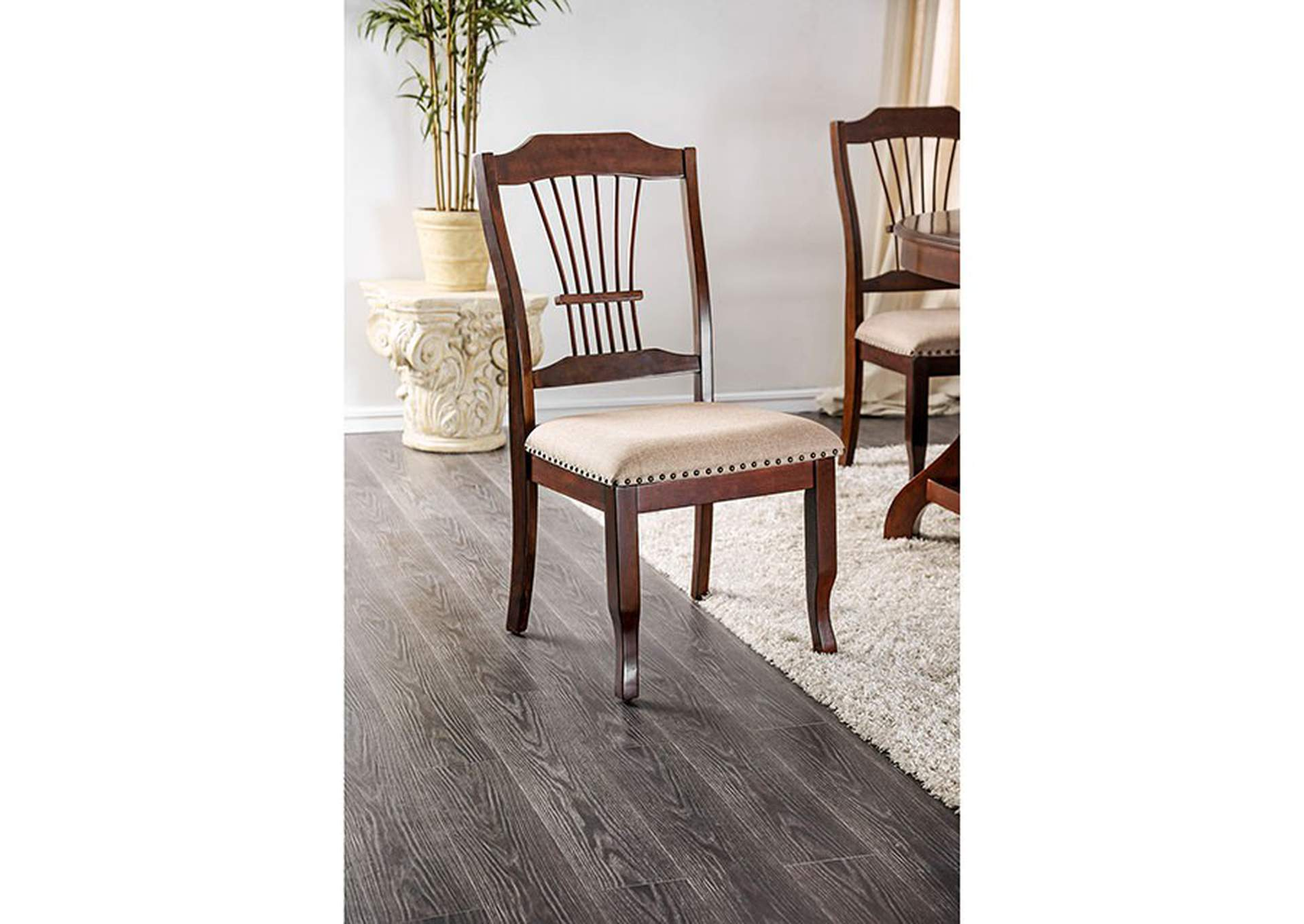 Jordyn Side Chair (Set of 2),Furniture of America