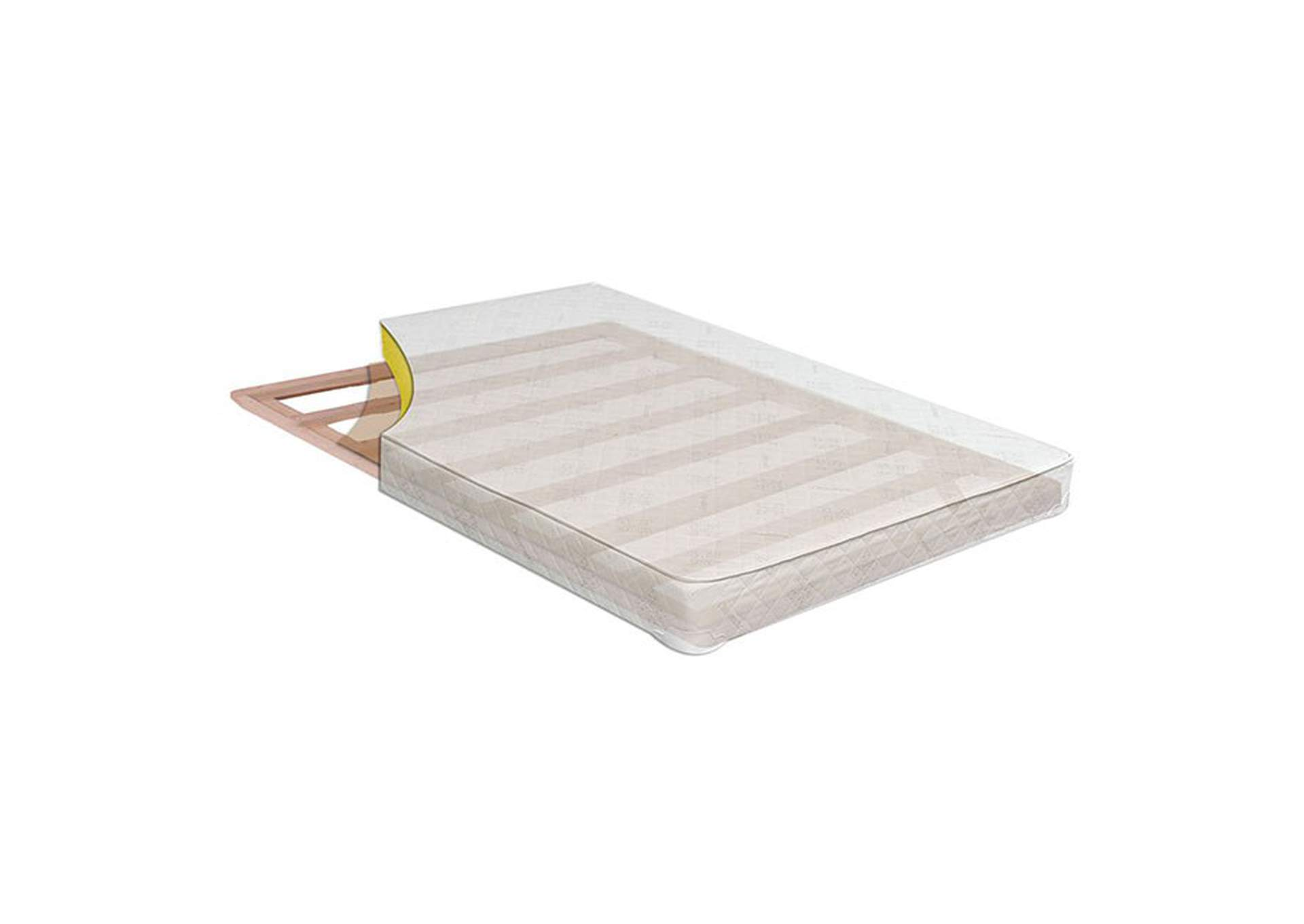 "Daisy Queen 8"" Bunkie Board Combo Mattress,Furniture of America"