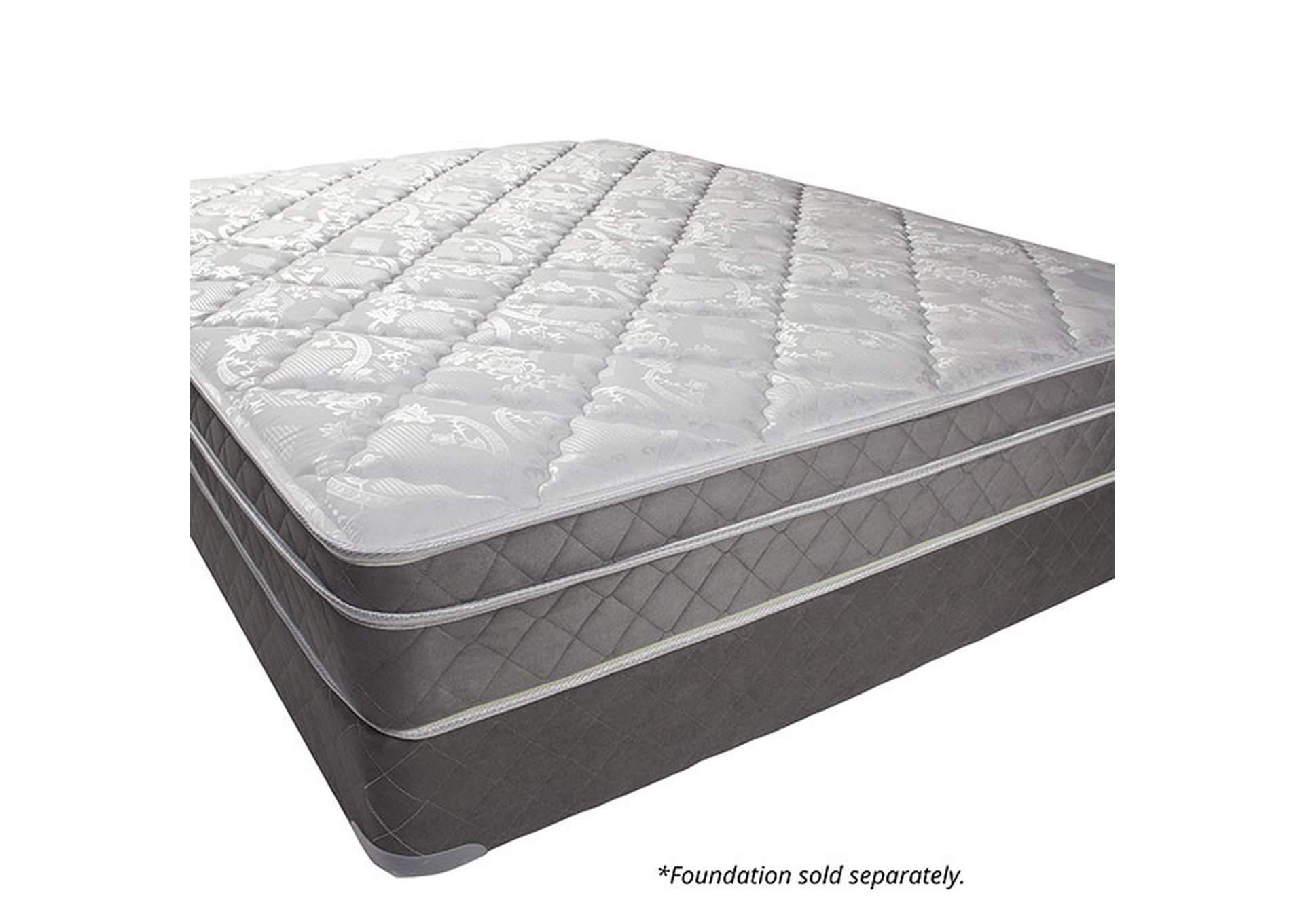 "Kalina 9"" Euro Pillow Top Full Mattress,Furniture of America"