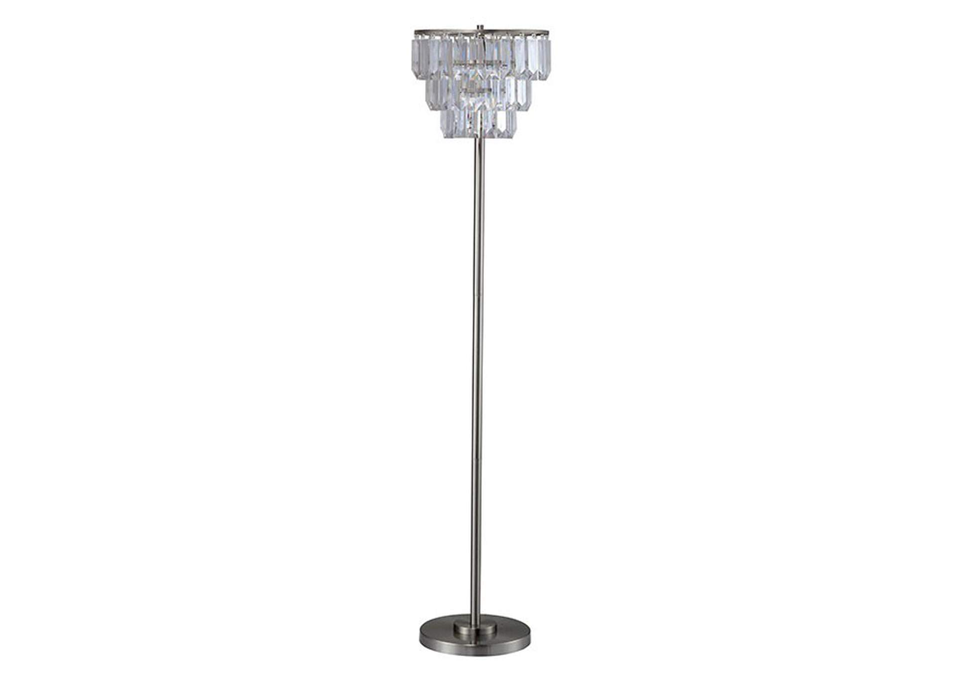 Meg Floor Lamp,Furniture of America