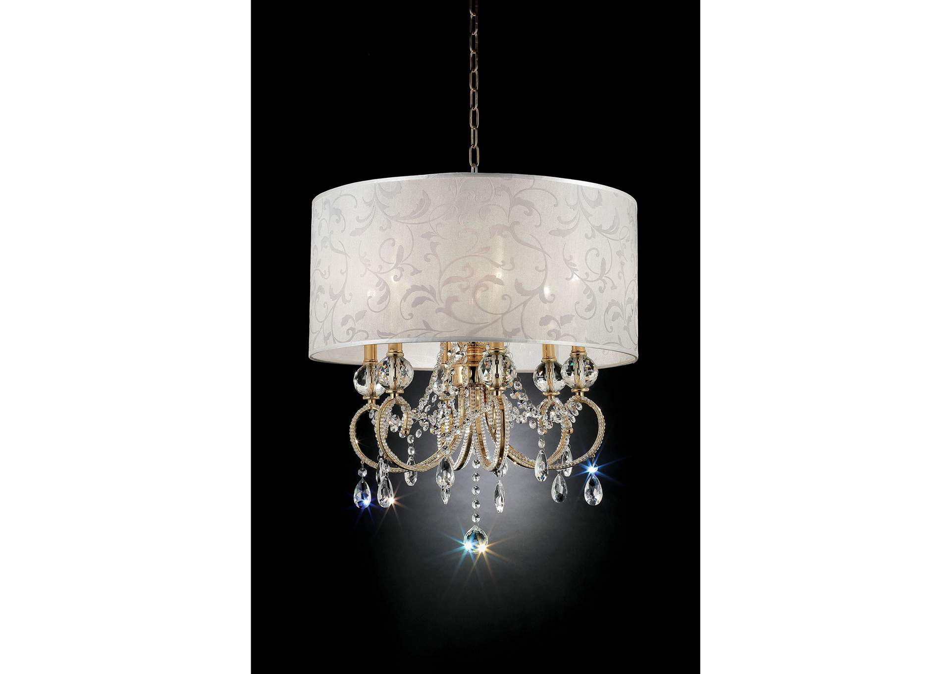Deborah Ceiling Lamp,Furniture of America