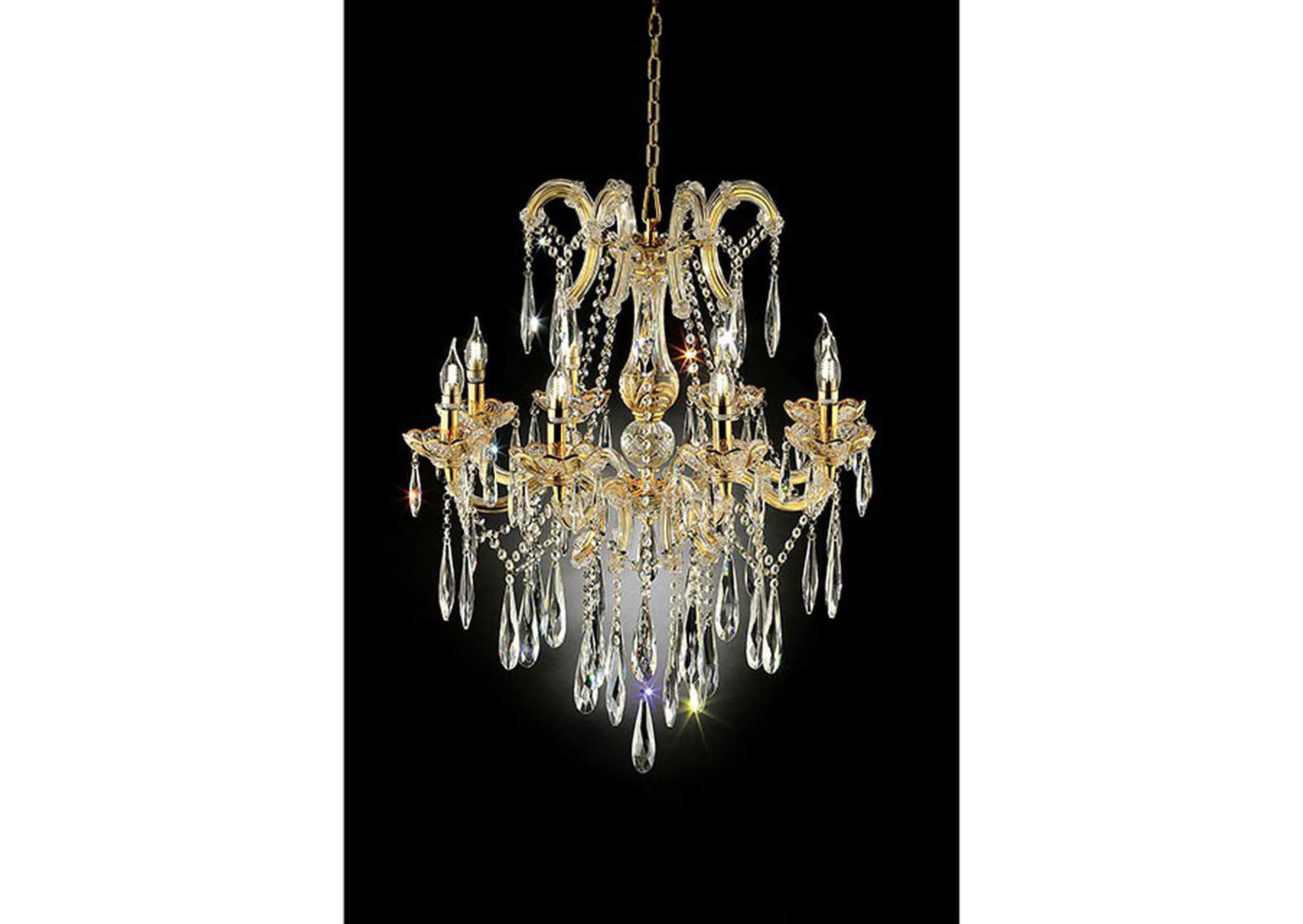 Christiana Ceiling Lamp,Furniture of America