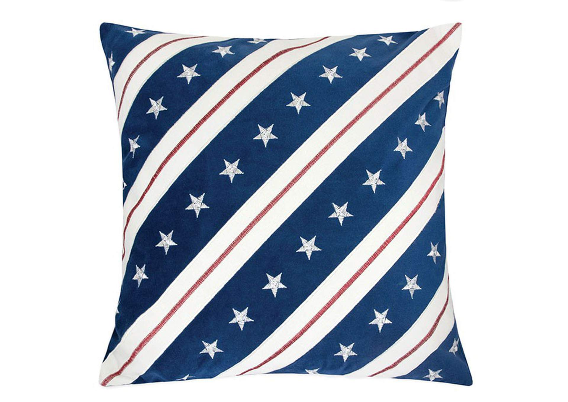 Washton Striped Accent Pillow (Set of 2),Furniture of America
