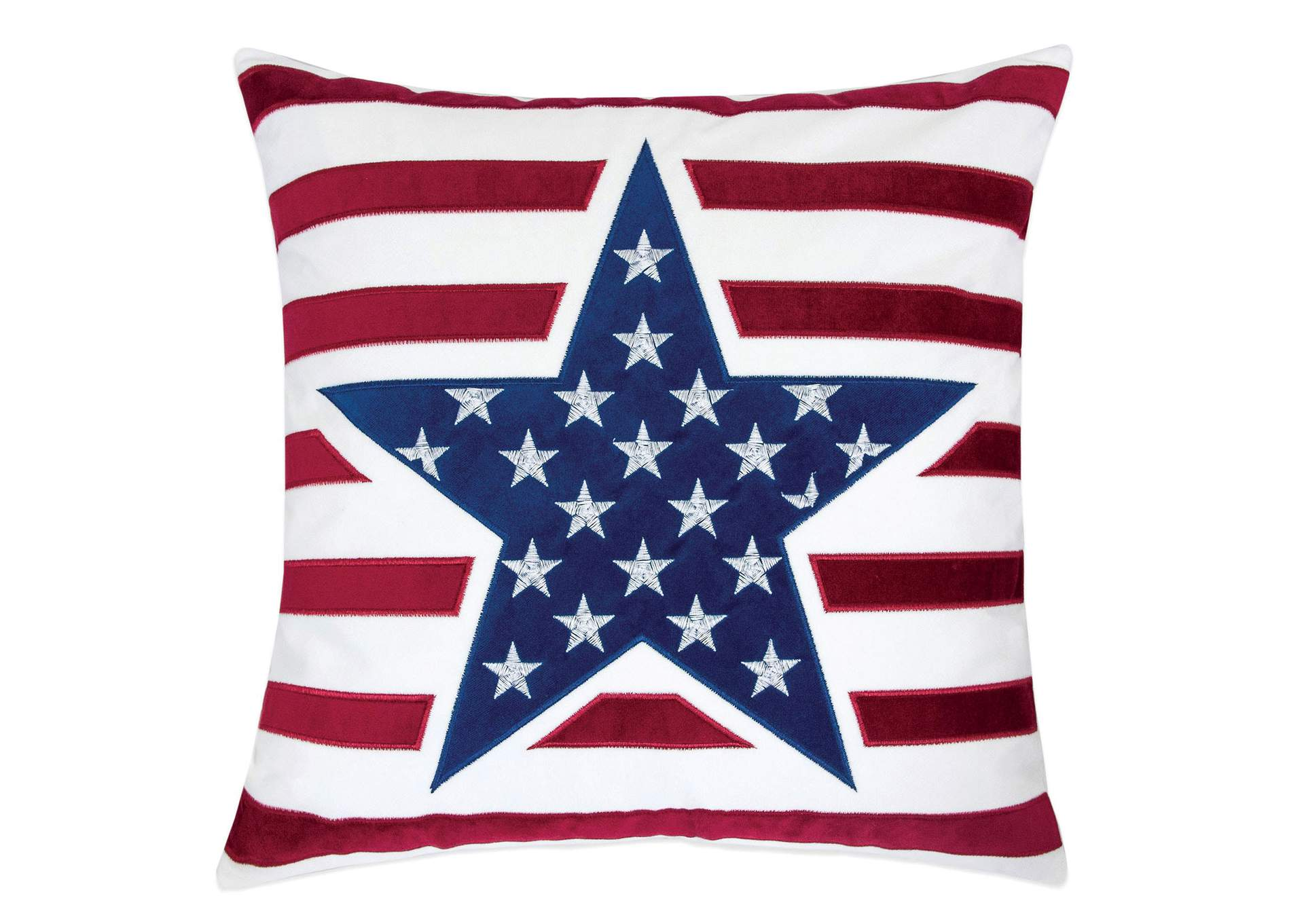 Texis Star Accent Pillow (Set of 2),Furniture of America