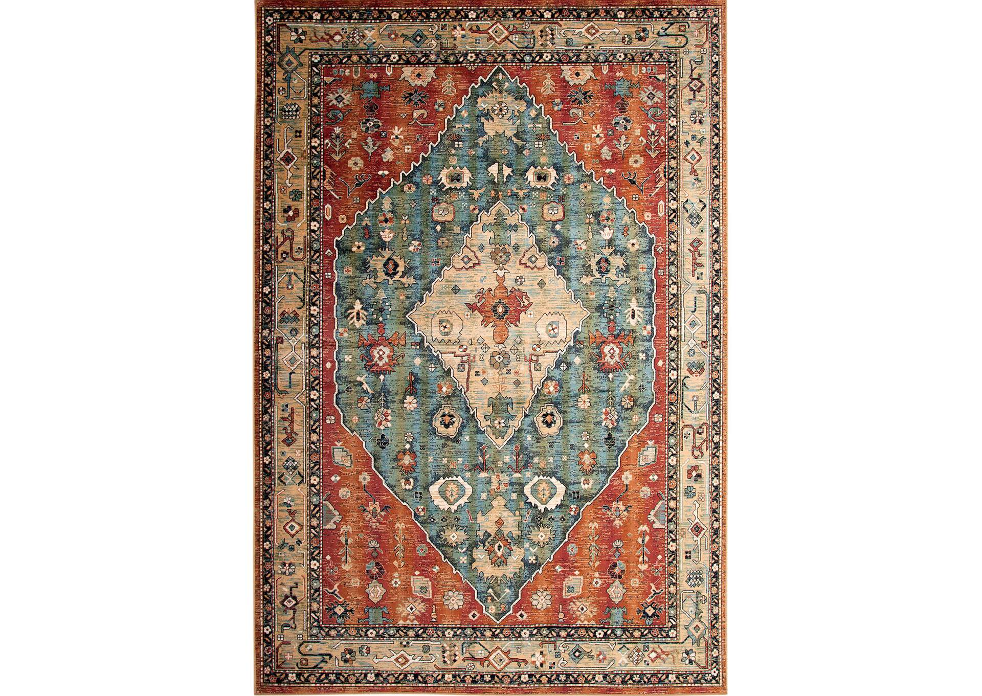 Mortsel Area Rug,Furniture of America