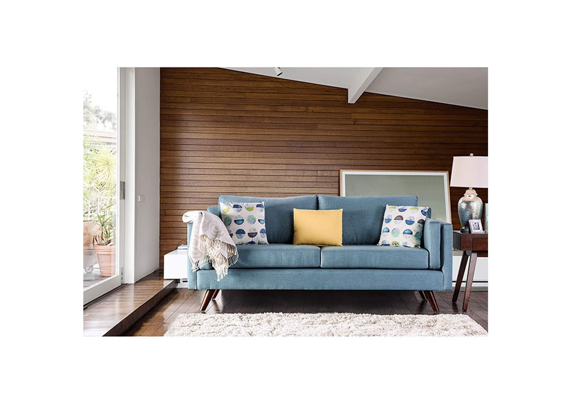 best buy furniture and mattress genna sky blue sofa rh bestbuy furniture com