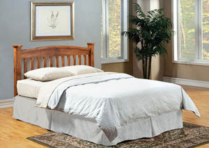 Buffalo Twin Headboard