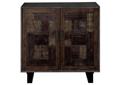 Abbott Oak/Multi Hall Way Cabinet
