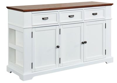 Izabella White/Oak Server