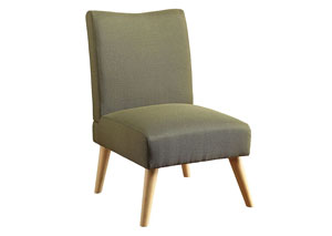 Murcia Green Accent Chair