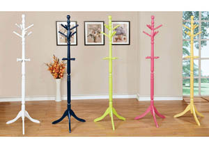 Prismo Yellow Coatrack