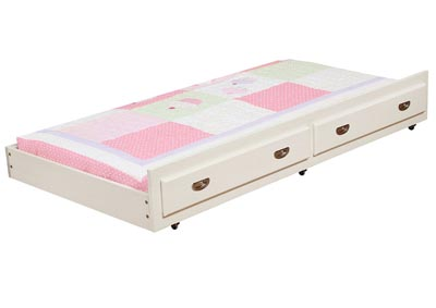 Marci White Trundle